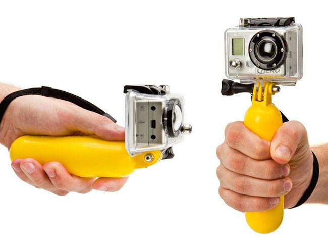 Поплавок для GoPro с болтом в комплекте