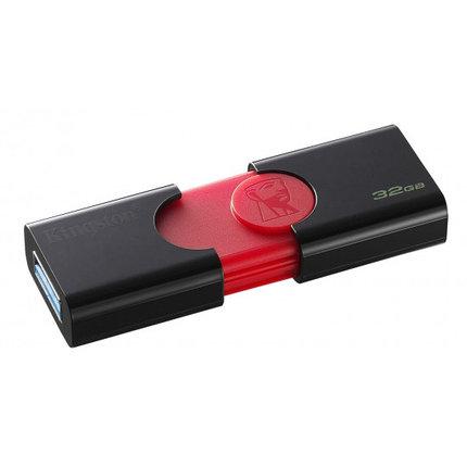 USB Флеш 32GB 3.0 Kingston DT106/32GB черный, фото 2