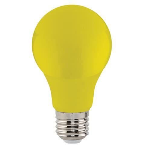 Цветная Led лампа 3 Watt E27