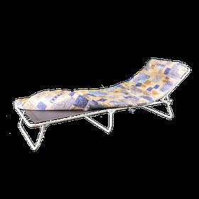 Раскладушка с мягким матрасом «Соня-1»