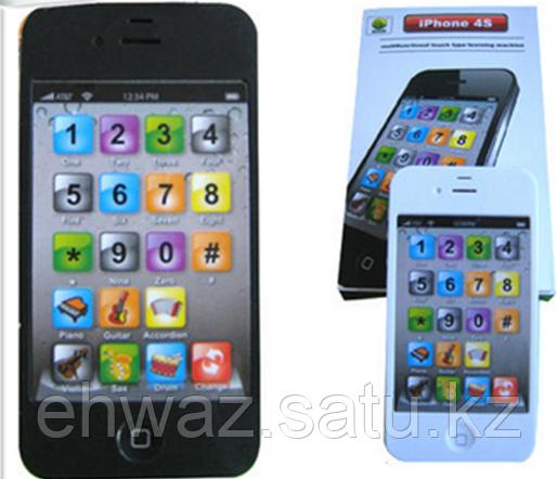 Сенсорный детский телефон iPhone 4s