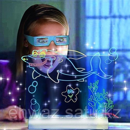 Доска 3D для рисования для детей