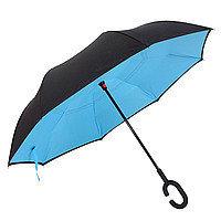 Ветрозащитный двойной зонт от дождя и снега