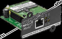 Модуль удаленного мониторинга SNMP для ИБП серии CM
