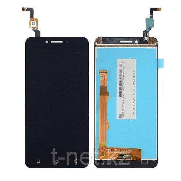 Дисплей LENOVO K5 PLUS/ A6020  с сенсором, цвет черный