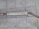 Выхлопнаяя система (глушитель) Renault Duster 2 15- Б/У, фото 4
