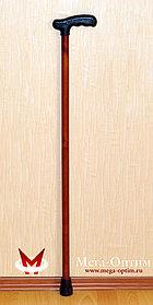 Деревянная трость с пластиковой ручкой (75, 80, 85, 90, 95 см)