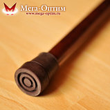 Деревянная трость с деревянной ручкой (75, 80, 85, 90, 95 см), фото 3