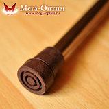 Телескопическая трость с деревянной ручкой, фото 4