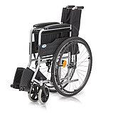 Кресло-коляска для инвалидов H 007 (17, 18, 19 дюймов), фото 2