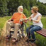 Кресло-коляска для инвалидов H 007 (17, 18, 19 дюймов), фото 3