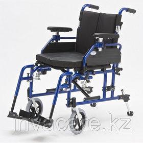 Кресло-коляска для инвалидов 5000 (17, 18, 19 дюймов)