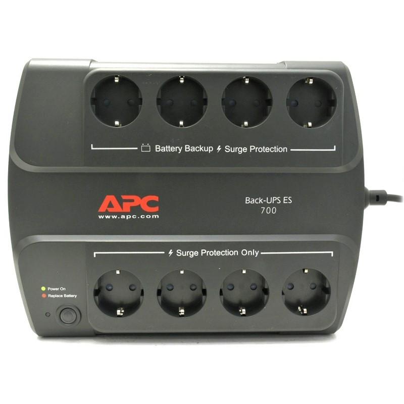 ИБП APC BE700G-RS (BE700G-RS)