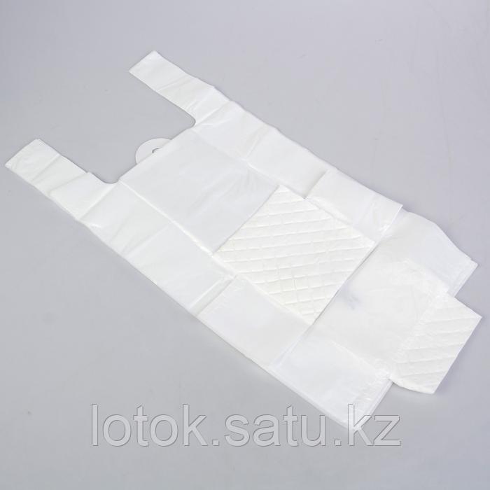 Сменные пакеты для туалета с впитывающим вкладышем для дорожных горшков - фото 3