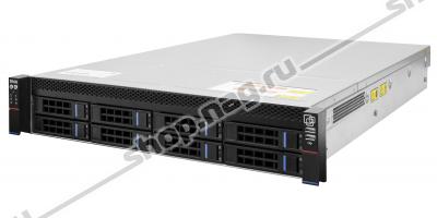Серверная платформа SNR-SR2208R, 2U, E5-2600v4, DDR4, 8xHDD, резервируемый БП