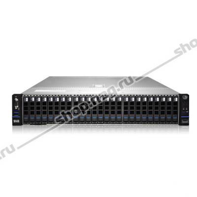 Серверная платформа SNR-SR2225RS, 2U, Scalable, DDR4, 25xHDD, резервируемый БП