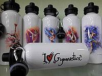 """Бутылочка для воды  """"Художественная гимнастика"""", фото 1"""
