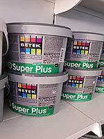 BETEK SUPER PLUS   Матовая акриловая краска высокого качества Супермоющаяся 2,5л