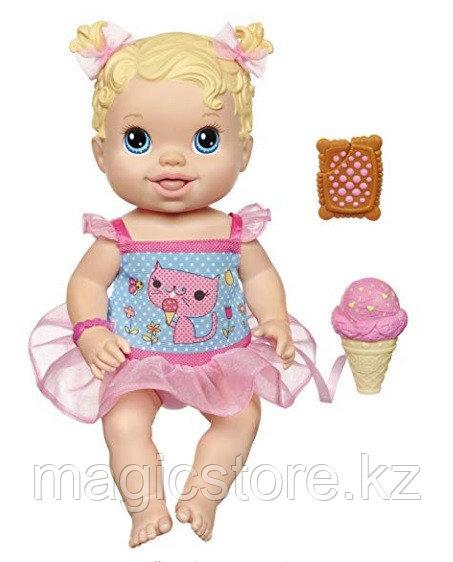 Пупс Hasbro Baby Alive Yummy Treat Baby Угощения для малышки - фото 2