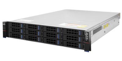 Сервер SNR-SR2216R, 2U, 1 процессор Intel 8C E5-2620v4, 32G DDR4, резервируемый БП