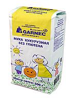 Кукурузная мука БЕЗ ГЛЮТЕНА Гарнец, 500 гр