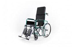 Коляска для инвалидов модель FS954GC-46 (4642) ширина сиденья 46 см с регулир.спинкой и съёмным подлокотником