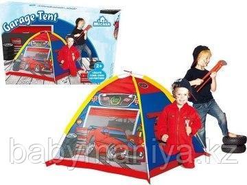 "Детская палатка Micasa ""Гараж"" 112х112х94 см"