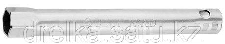 """Ключ свечной ЗУБР """"МАСТЕР"""" трубчатый, торцовый с резинкой, 160мм, 16мм , фото 2"""