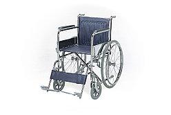 Коляска для инвалидов модель FS809-46 (4410) ширина сиденья 46см
