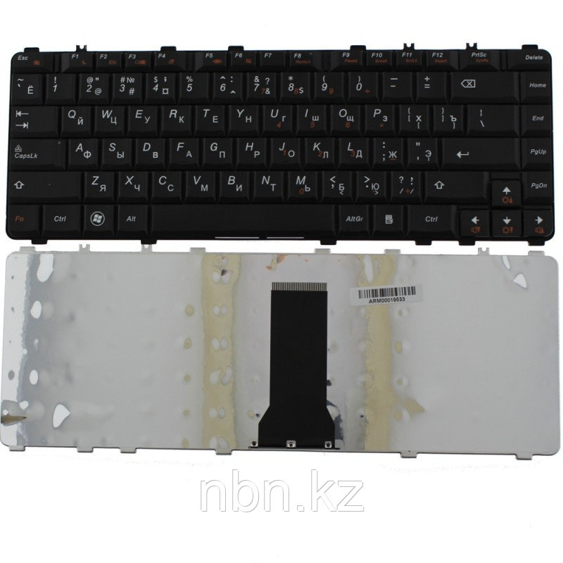 Клавиатура Lenovo IdeaPad Y450 / Y460 / Y550 / Y560 ENG
