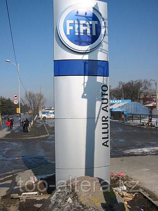 Изготовление рекламных стелл в Алматы, фото 2
