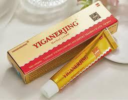 Крем Yiganerjing от псориаза, экземы, аллергии.