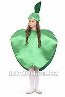 Карнавальный костюм детский овощи и фрукты 24-32 р (яблоко)