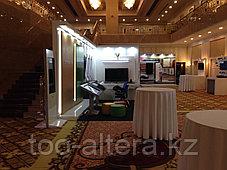 Оформление выставок и презентаций рекламной продукцией в Алматы, фото 3