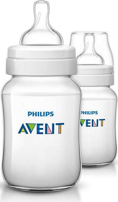 Avent Бутылочка Avent Classic+ 260 мл 2 шт