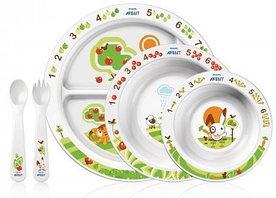 Avent Набор детской посуды Avent 6+