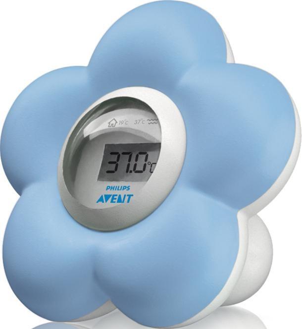 Avent Термометр Avent цифровой для воды и воздуха