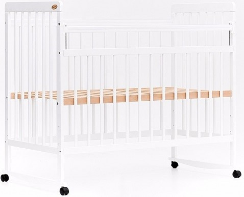 Bambini Кровать детская Bambini Евро стиль M 01.10.03 Белый