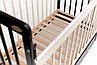 Bambini Кровать детская Bambini Евро стиль M 01.10.04 Белый, фото 2