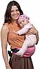 Чудо-Чадо Слинг-рюкзак Чудо-Чадо Дочкомобиль Розовый, фото 5