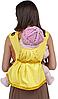 Чудо-Чадо Слинг-рюкзак Чудо-Чадо Дочкомобиль Розовый, фото 6