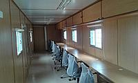 Утепленный контейнер под офис 20 или 40 фут., фото 1