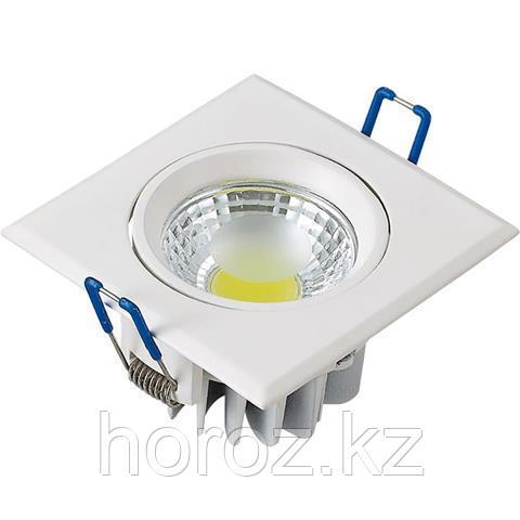 Светодиодный светильник 3W HL-678L-3000K