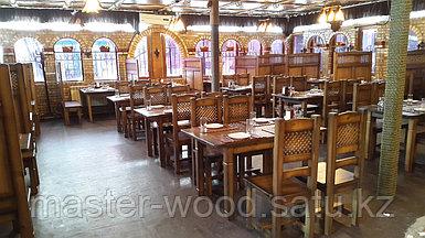 Отделка ресторанов, баров и кафе