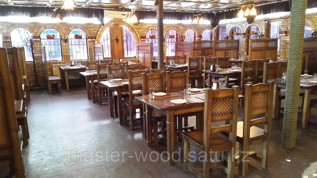 Отделка ресторанов, баров и кафе - фото 1