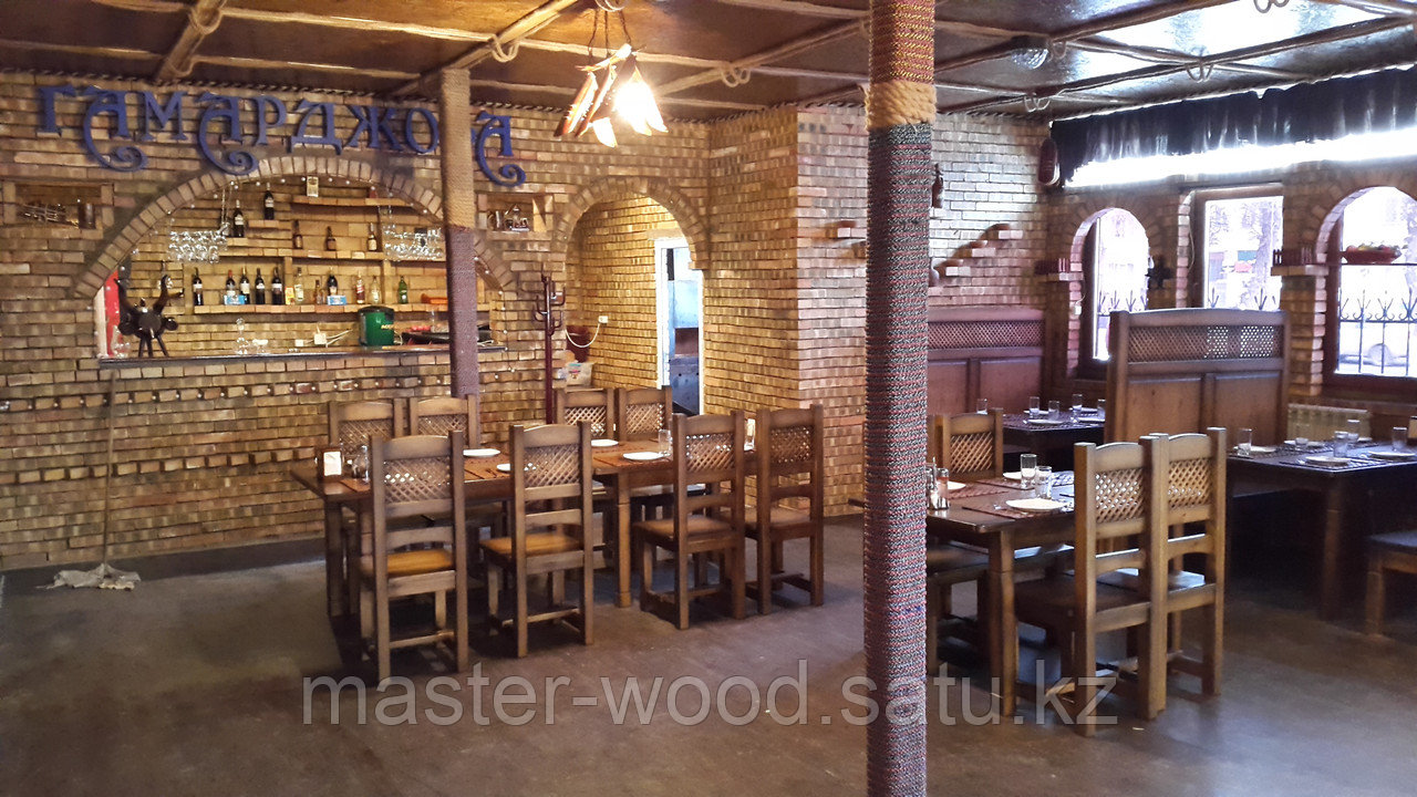 Отделка ресторанов, баров и кафе - фото 2