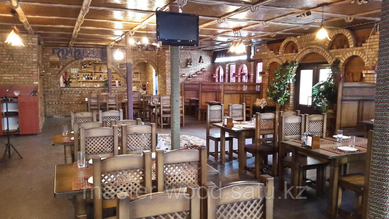 Отделка ресторанов, баров и кафе - фото 4