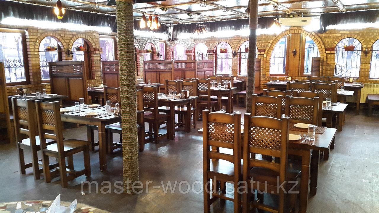 Отделка ресторанов, баров и кафе - фото 3