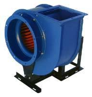 Вентилятор ВЦП-10. 30кВт 1000об/мин
