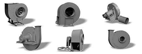 Вентилятор ВЦП-5. 7.5кВт 1500об/мин